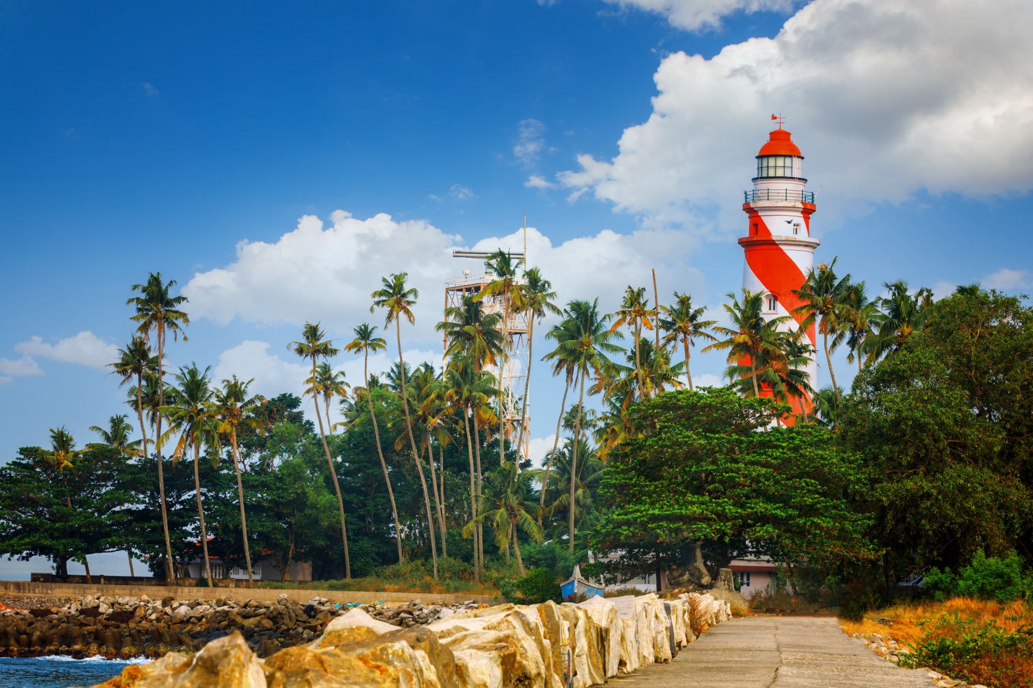 Ashtamudi Kollam Tourist Places